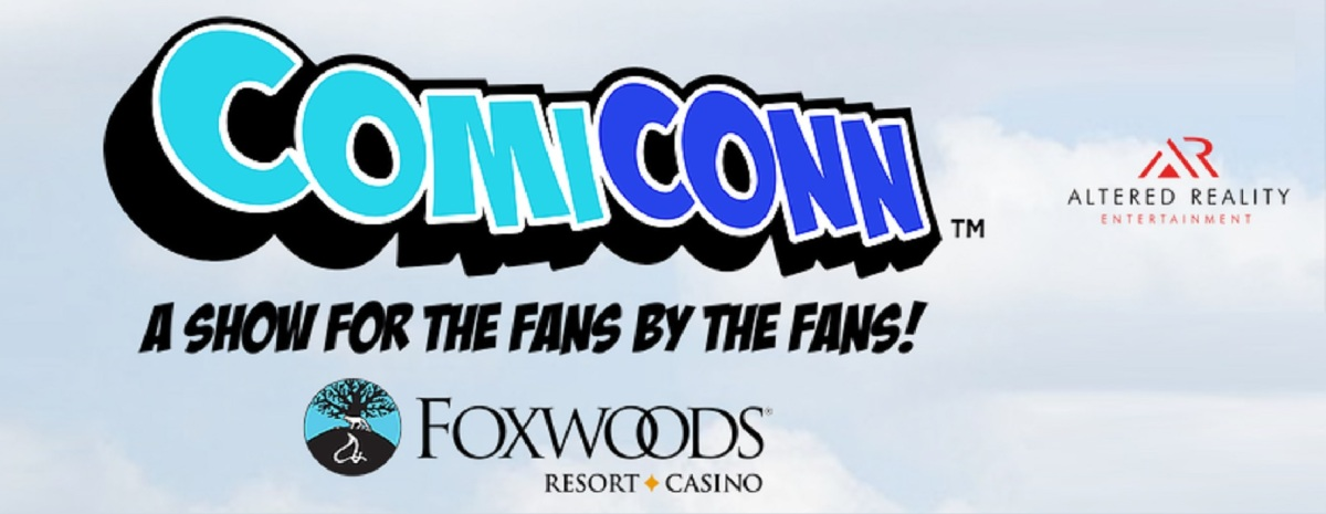 ComiCONN 2017 (Foxwoods Resort Casino)