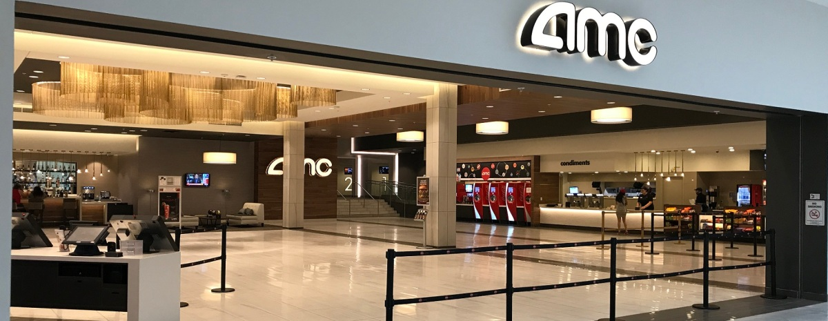 "All New AMC ""Ultra Lux"" Dine-In Theatre (Shops at Riverside, Hackensack, NJ)"