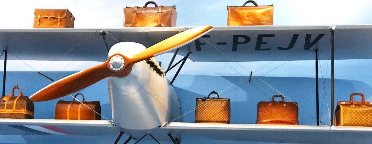 Louis Vuitton Exhibition: Volez Voguez Voyagez #NYCVVV