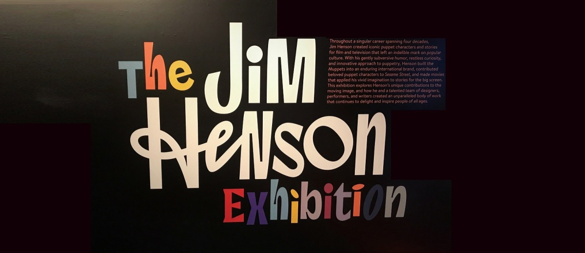 The Jim Henson Exhibition (Museum of the Moving Image)