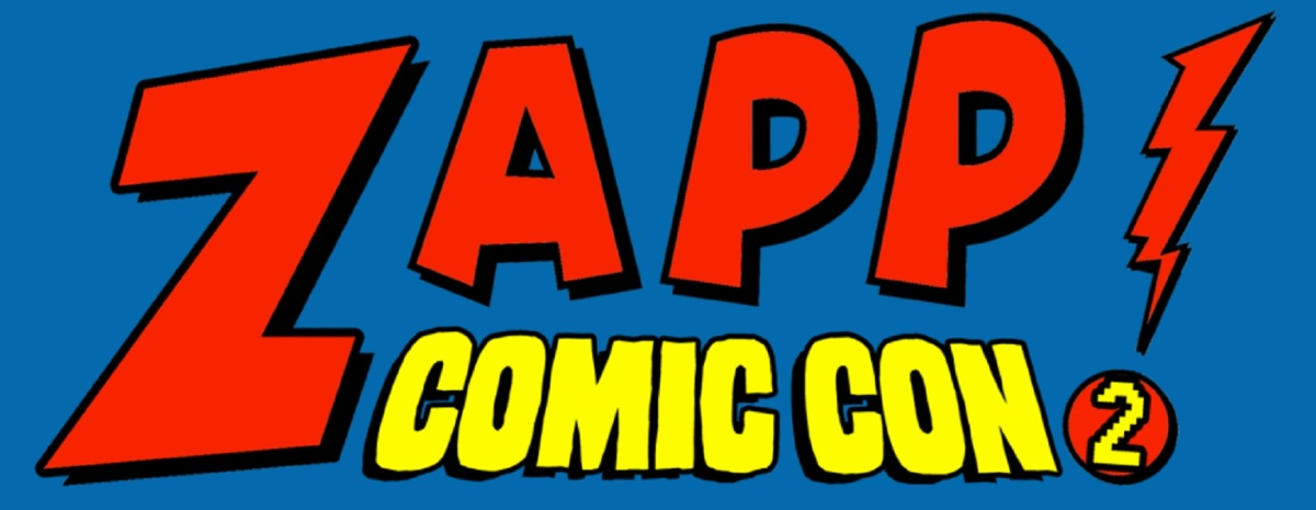 Zapp Comic Con 2 - Wayne, NJ (March 31, 2018)