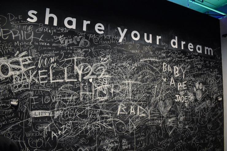 Dream Machine Pop-Up Exhibit (Brooklyn, NY) – LesDudis