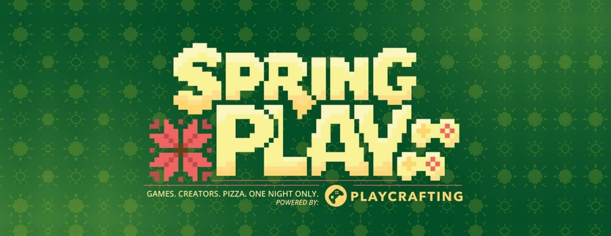 SPRING PLAY: NYC Game Expo 2018
