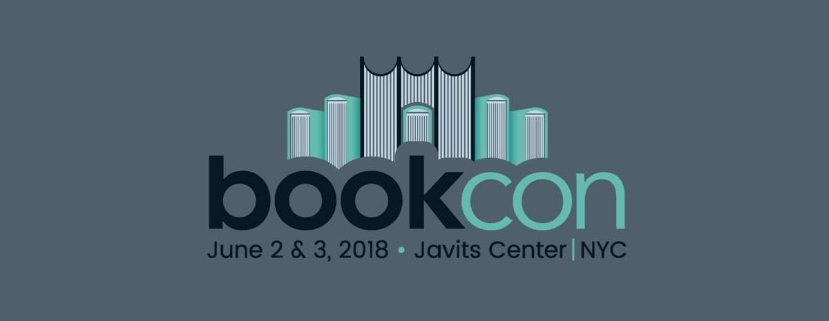 BookCon 2018 (June 2-3, 2018)