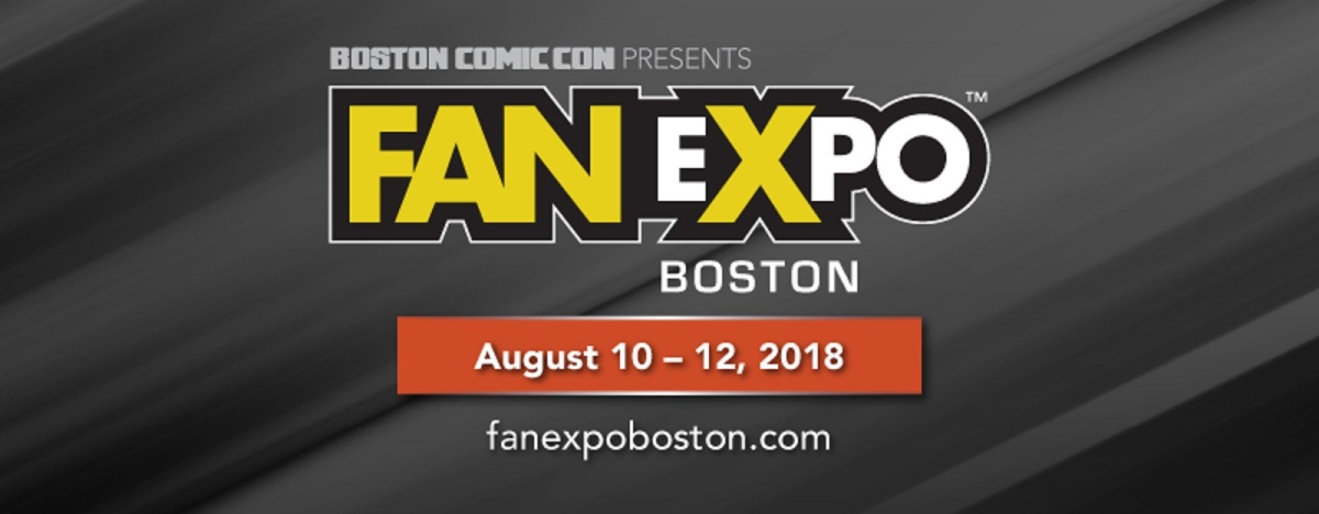 Fan Expo Boston 2018