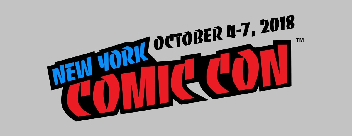 New York Comic Con 2018