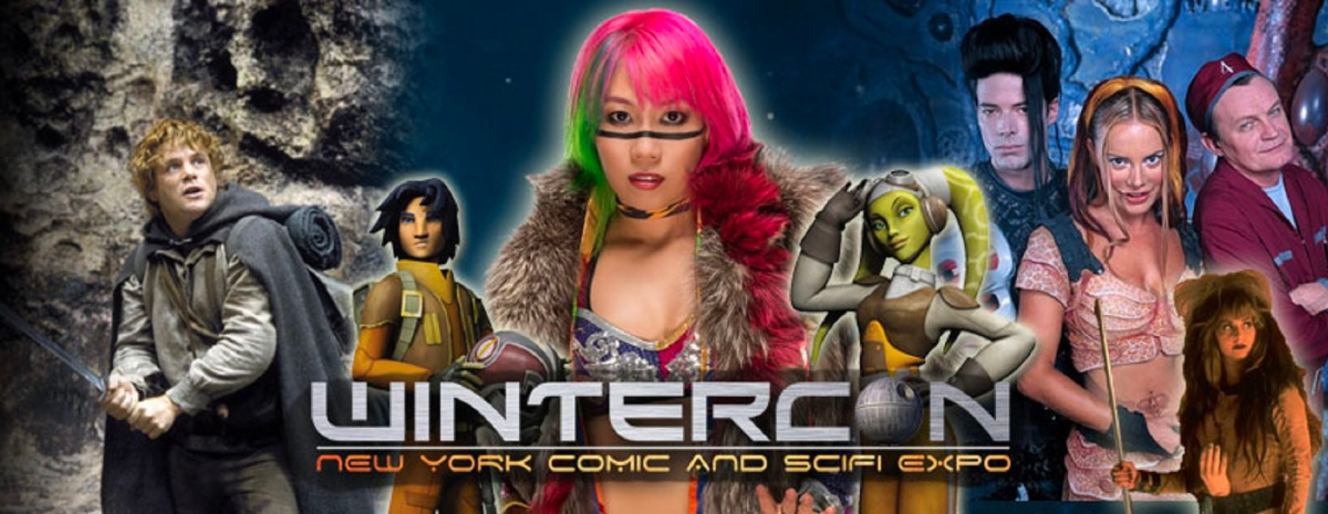 New York WinterCon 2018 (Resorts World Casino, Jamaica, NY)