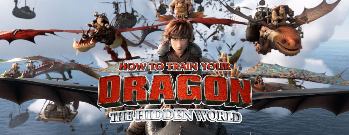 How To Train Your Dragon: The Hidden World (2019) Movie Review
