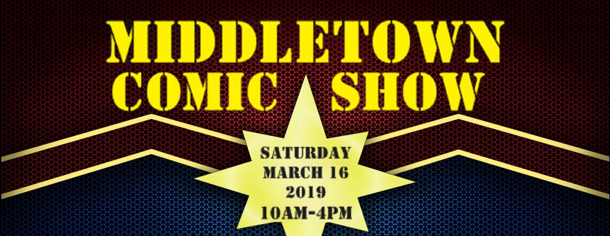 Middletown Comic Show 2019